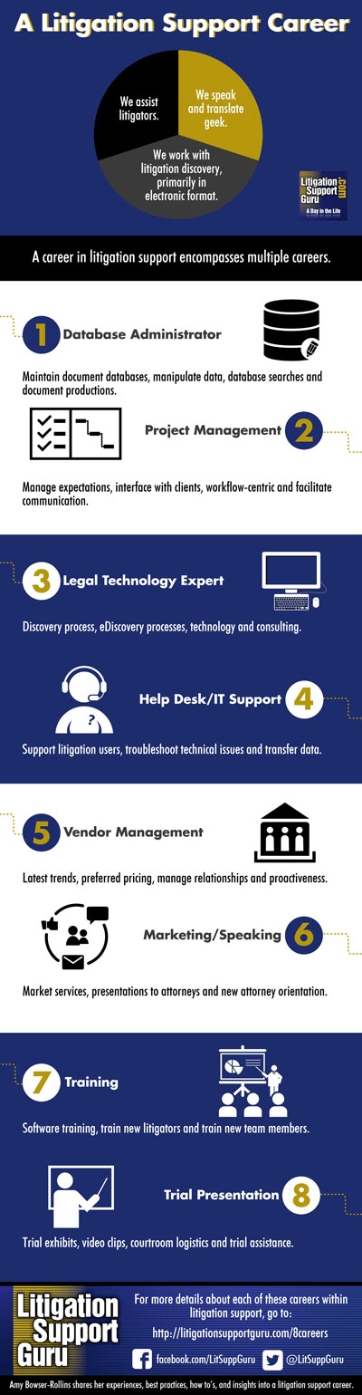 What is Litigation Support