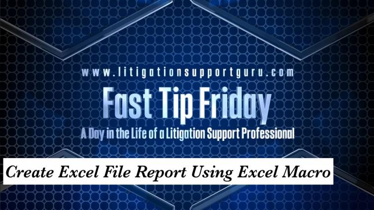 FTF-Create-Excel-File-Report-Using-Excel-Macro