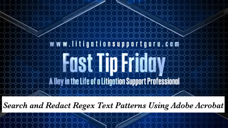 FTF-Search-and-Redact-Regex-Text-Patterns-Using-Adobe-Acrobat