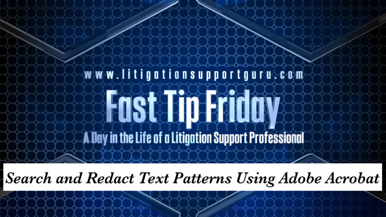 FTF-Search-and-Redact-Text-Patterns-Using-Adobe-Acrobat