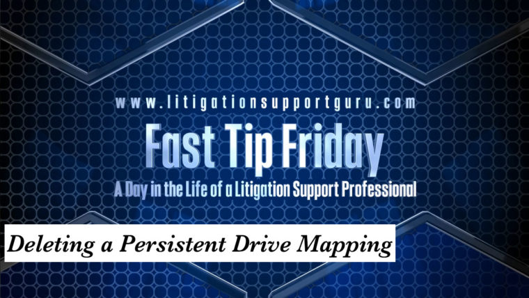 FTF-Deleting-a-Persistent-Drive-Mapping