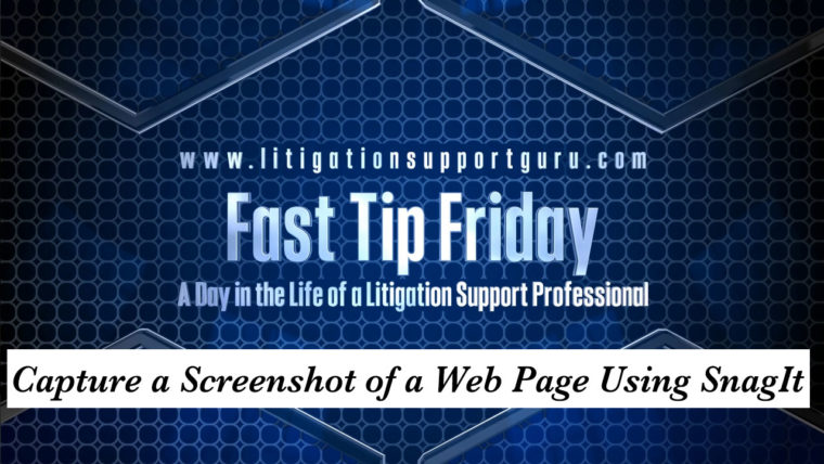 FTF-Capture-a-Screenshot-of-a-Web-Page-Using-SnagIt