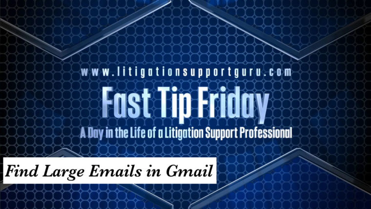 FTF-Find-Large-Emails-in-Gmail