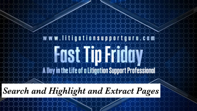 FTF-Search-and-Highlight-and-Extract-Pages