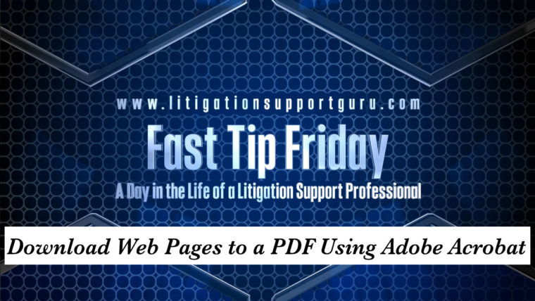 FTF-Download-Web-Pages-to-a-PDF-Using-Adobe-Acrobat
