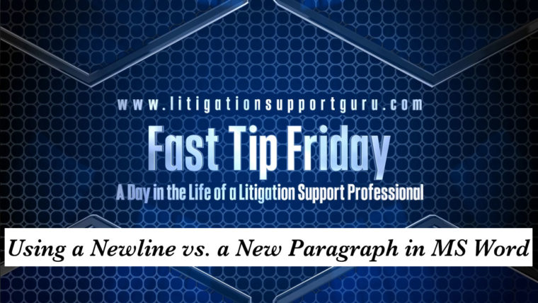 FTF-Using-a-Newline-vs-a-New-Paragraph-in-MS-Word