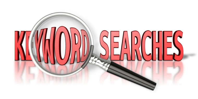 keyword searches